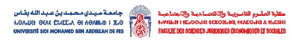 Faculté des Sciences Juridiques, Economiques et Sociales – Fès